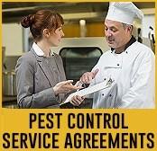 pest control service agreements